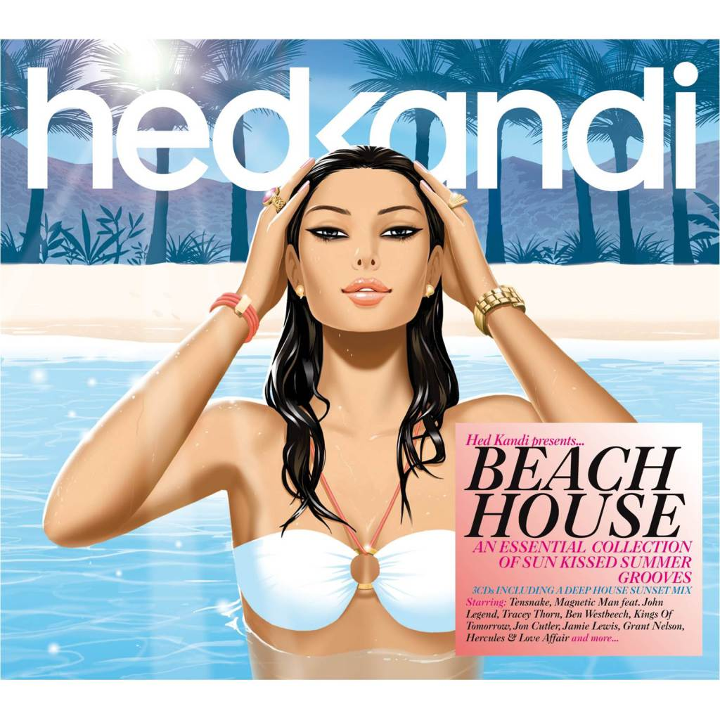 Hed Kandi Presents Beach House 2011