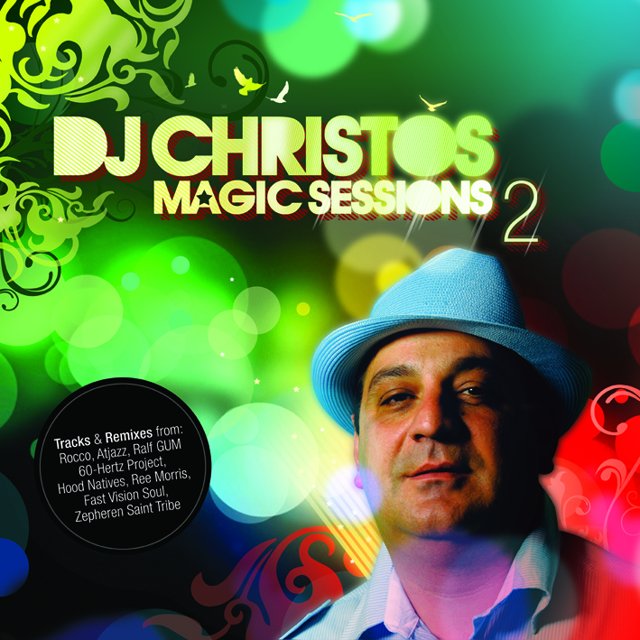 DJ Christos - Magic Sessions 2