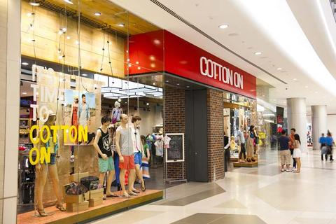 cotton on clothing store