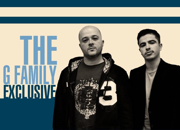 THE G FAMILY EXCLUSIVE