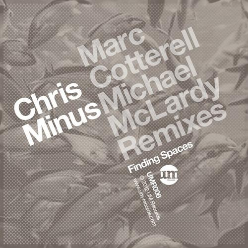Chris-Minus-–-Finding-Spaces