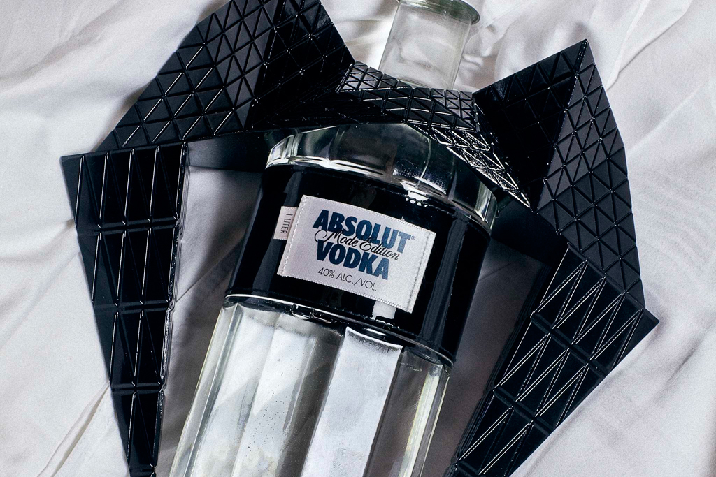 Absolute Vodka by Gareth Pugh