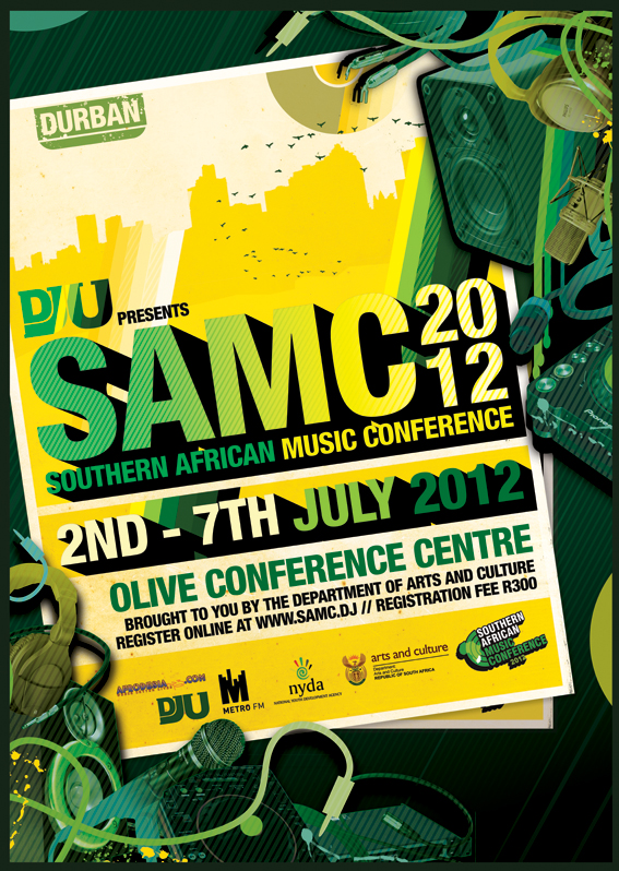 South African Music Conference  - 2012