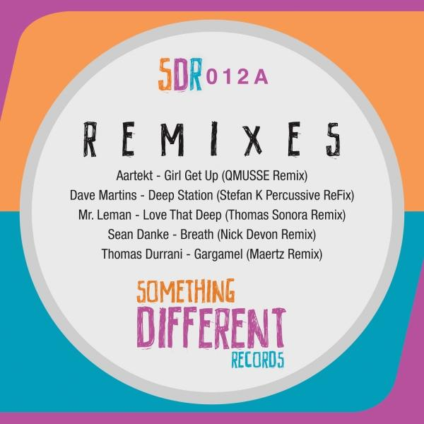 Something Different Records  - Remixes
