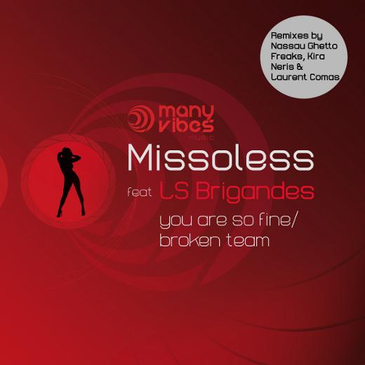 MissOless - Manyvibes - So Broken