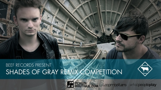 Shades-Of-Gray - Remix Competition