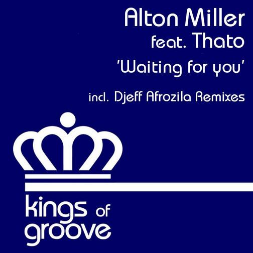 Waiting for you - Alton Miller