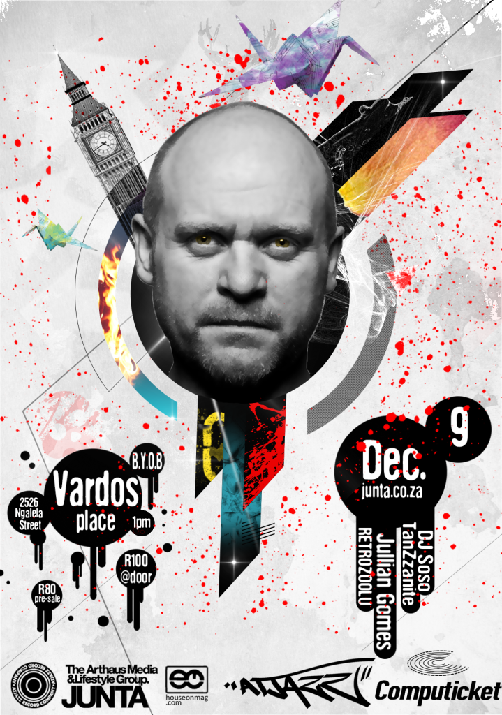 Atjazz_9th_December1 - Soweto - South Africa