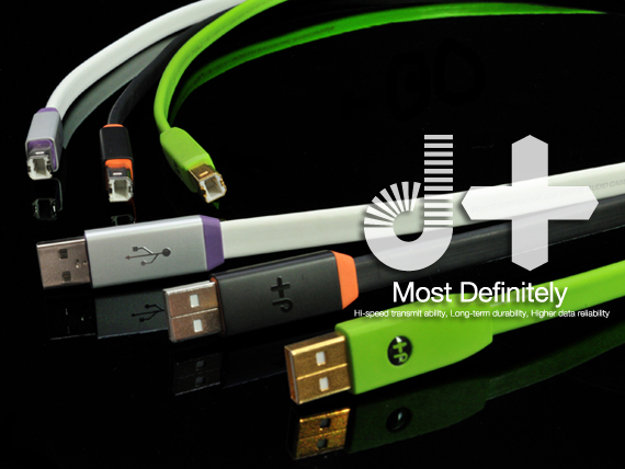 Oyaide NEO d + USB Data cables