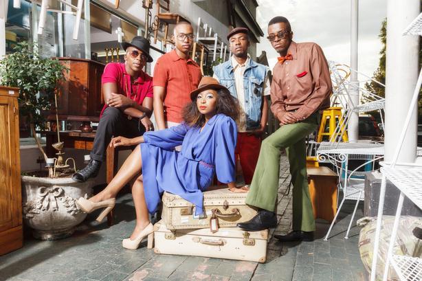 Muzart - South African Urban Pop Band 2