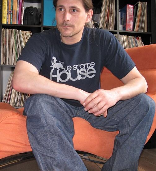 Alvaro Hylander  - DeepWit Recordings