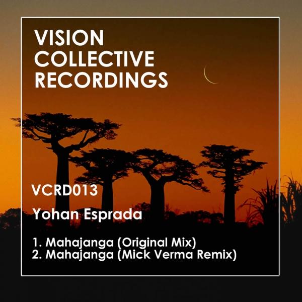 Yohan Esprada - Mahajanga - Vision Collective Recordings