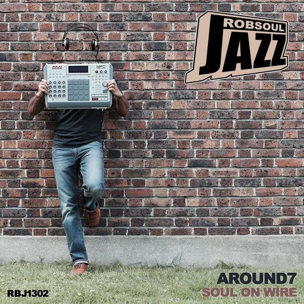 Around7 - Soul On Wire LP