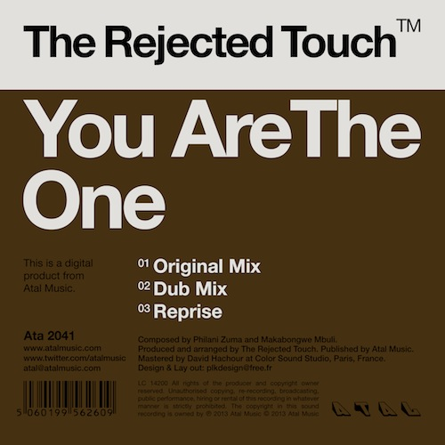 The Rejected Touch - You Are The One