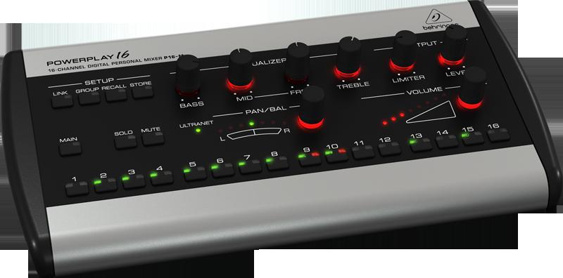 Behringer P16 Digital Mixer