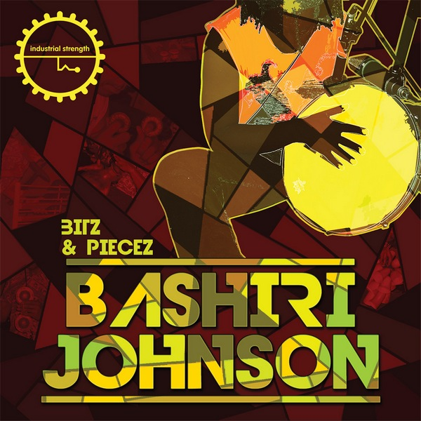 Bashiri Johnson - Loopmasters - Bitz & Piecez Vol. 2