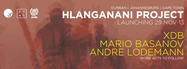Hlanganani Project - South African Tour