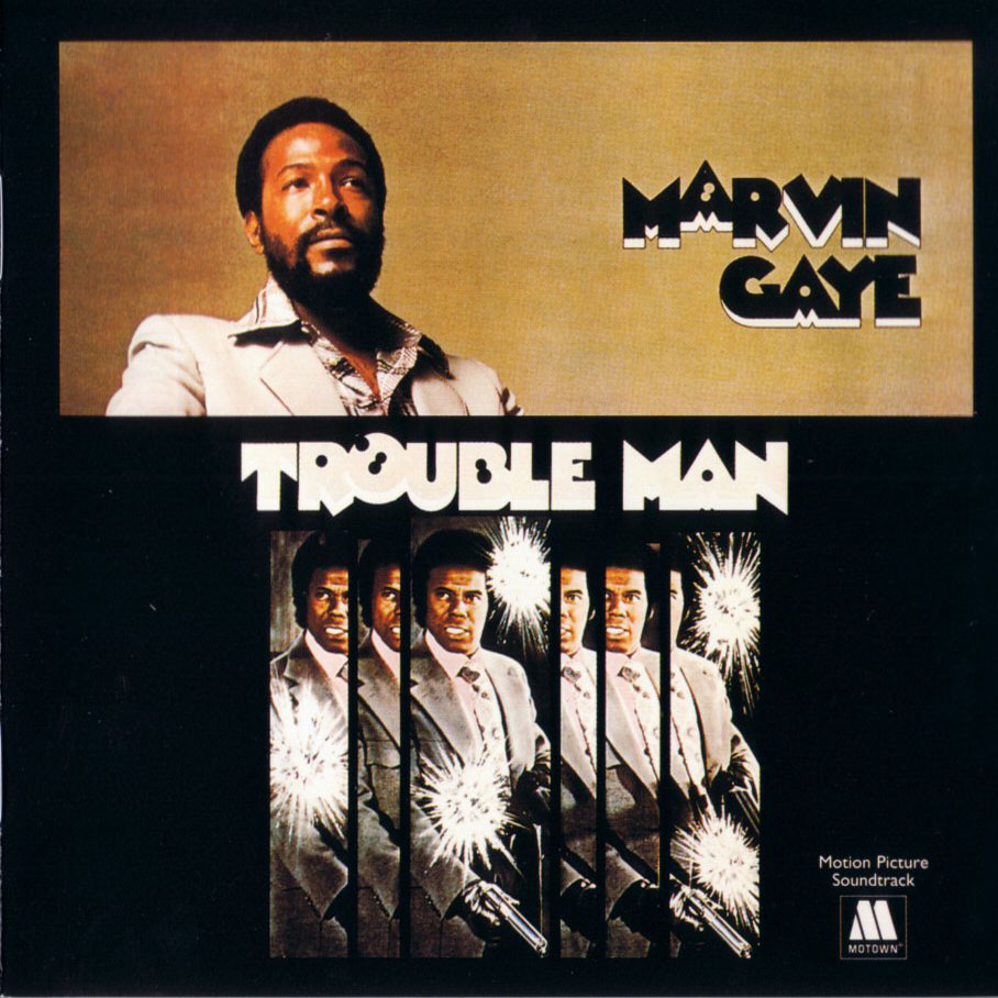 Marvin Gaye (1972) - Trouble Man