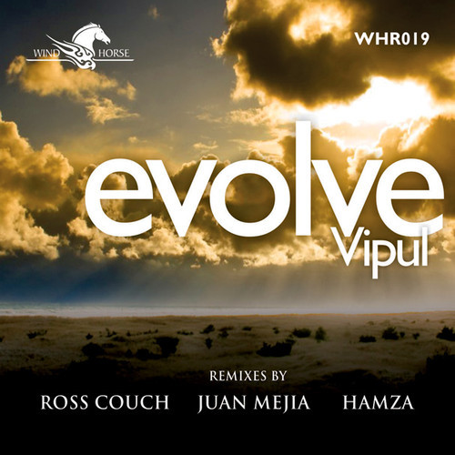 Vipul - Evolve - Wind Horse Records