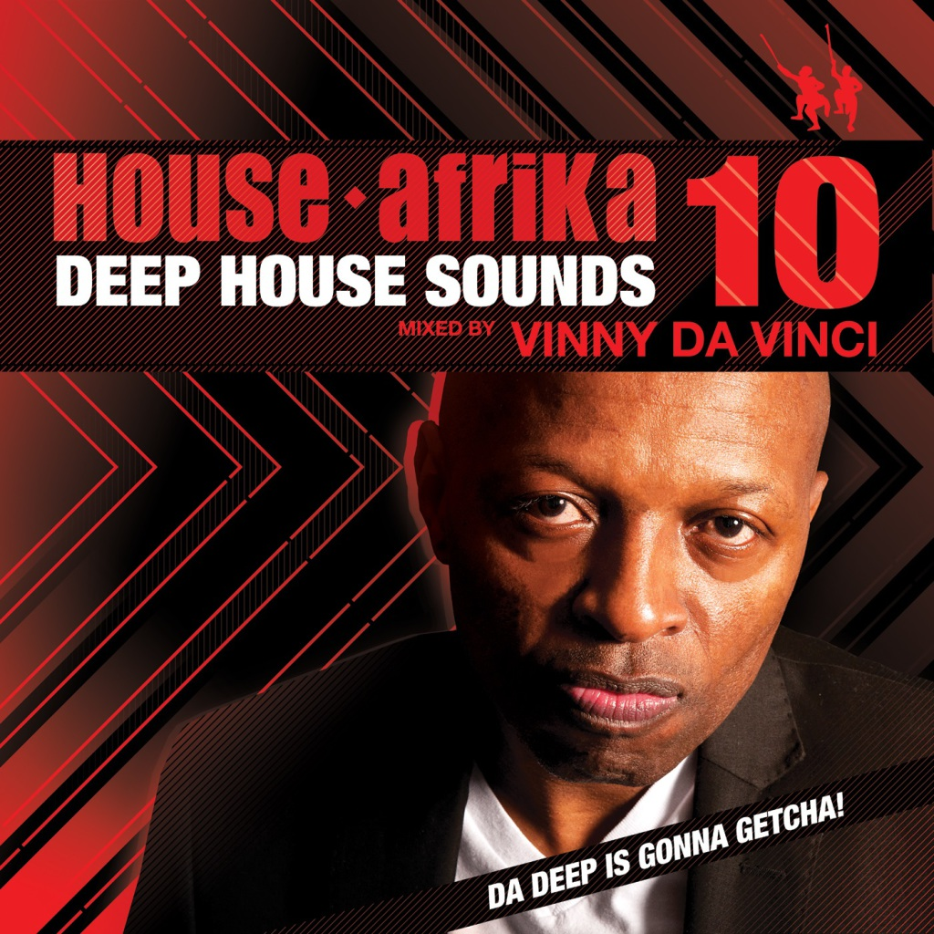 Deep House Sounds Vol 10 - Vinny Da Vinci