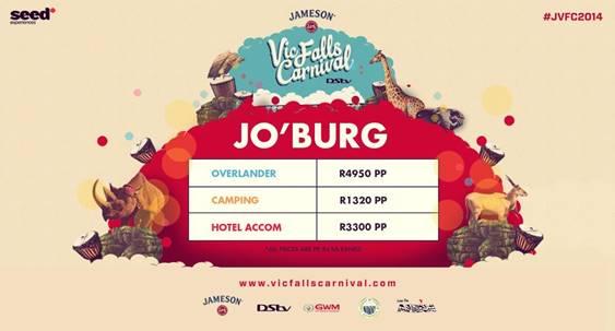 JHB+Vic+Falls+Carnival