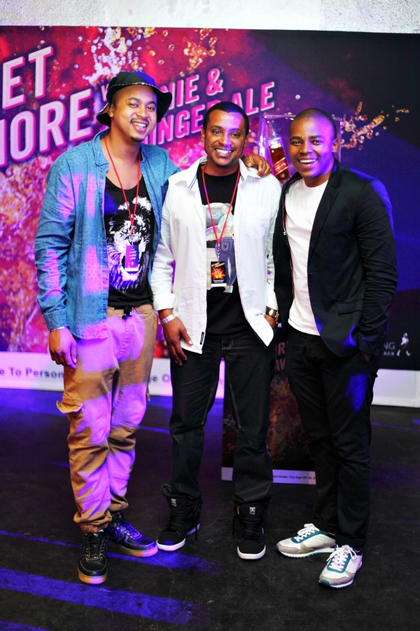 Matli+Mohapeloa+Thami+Sithole+and+Loyiso+McDonald