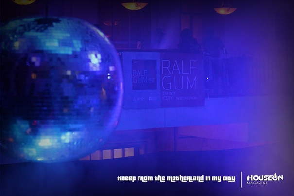 Ralf GUM - Deep From The Motherland In My City