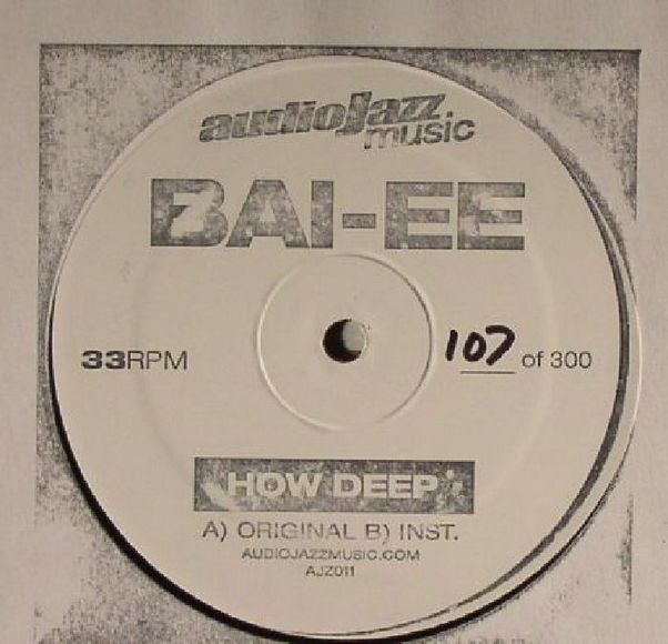 Bai-ee - How Deep - AudiJazz