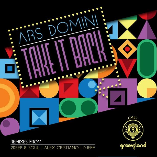 Ars Domini - Take It back - Sleeve