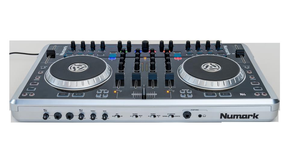 numark-n4-4-deck-controller-dj-controller