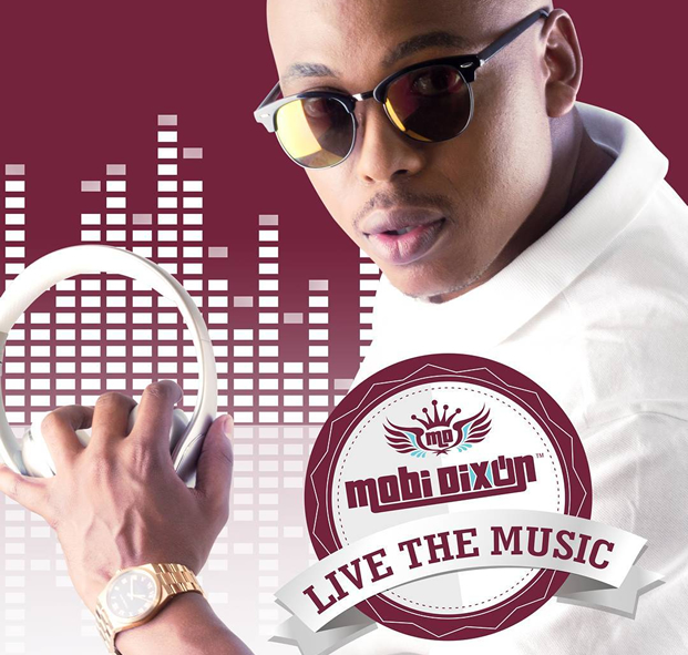 Mobi Dixon - Live The Music - House On Magazine