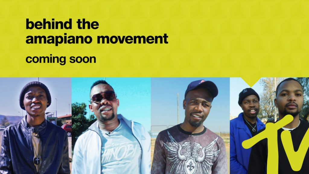 AMAPIANO - MTV BASE AFRICA - HOUSE ON MAGAZINE