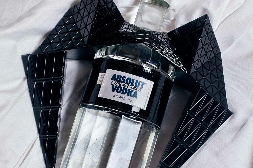 Absolute Vodka by Gareth Pugh