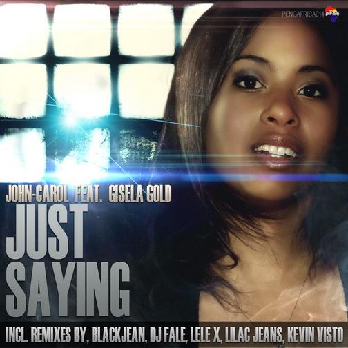 John-Carol feat Gisela Gold Cover - Resized