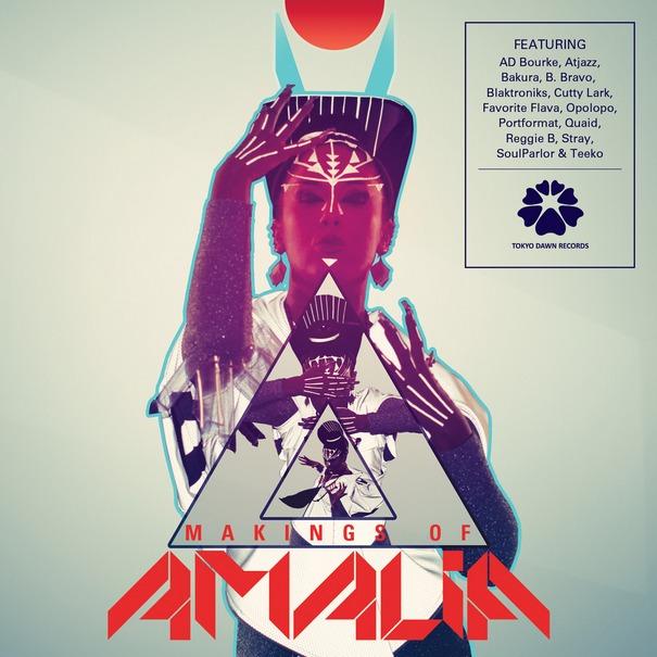 Amalia - Makings Of - Tokyo Dawn Records