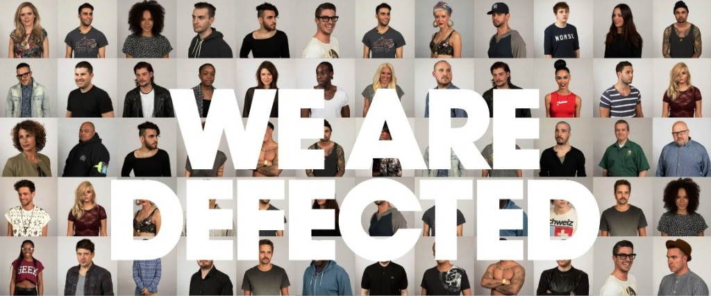 We Are Defected Screen Munch