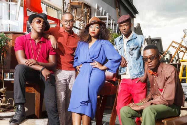 Muzart - South African Urban Pop Band 3
