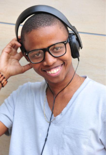 DJ Sandiso Gabashe