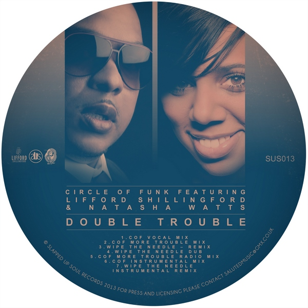 Circle of Funk - Double Trouble - Slapped Up Soul