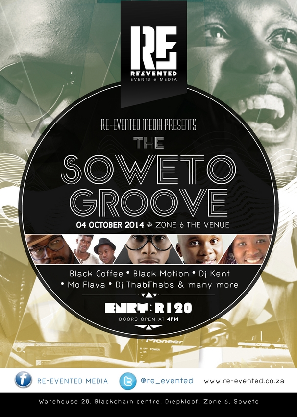 The Soweto Groove - Re-evented Media