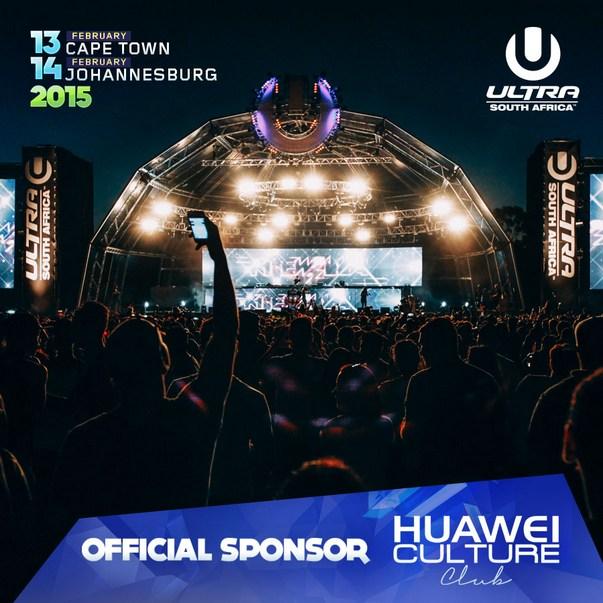 Huawei Culture Club Ultra