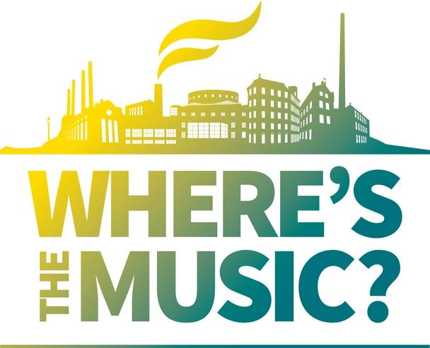 Wheres The Music Festival - Logo