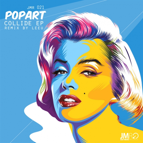 Pop Art - Collide EP - Just Move Records
