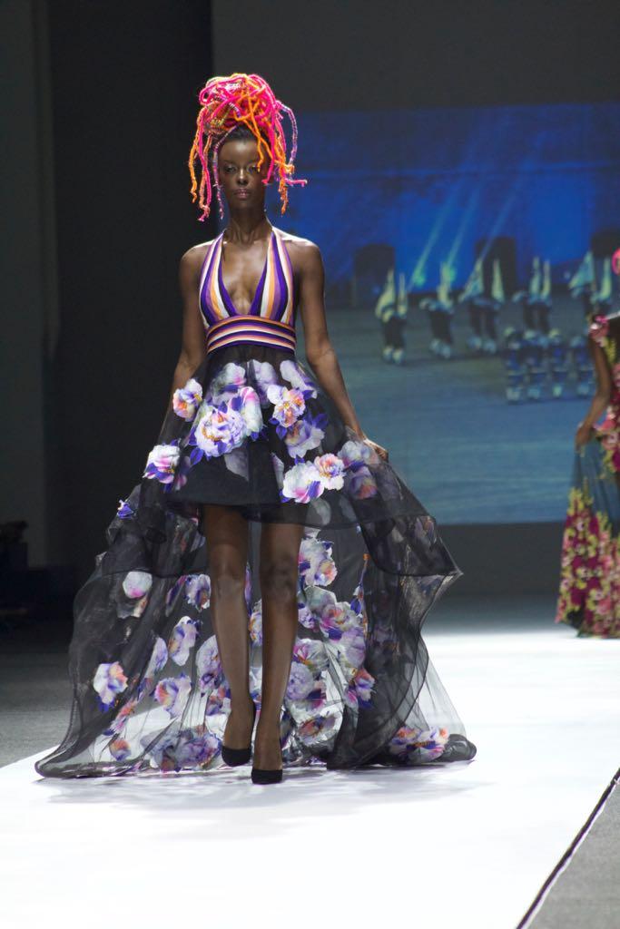 Mercedes Benz Fashion Week - Masilakhe Khoza - Lakhe Photography - House On Magazine
